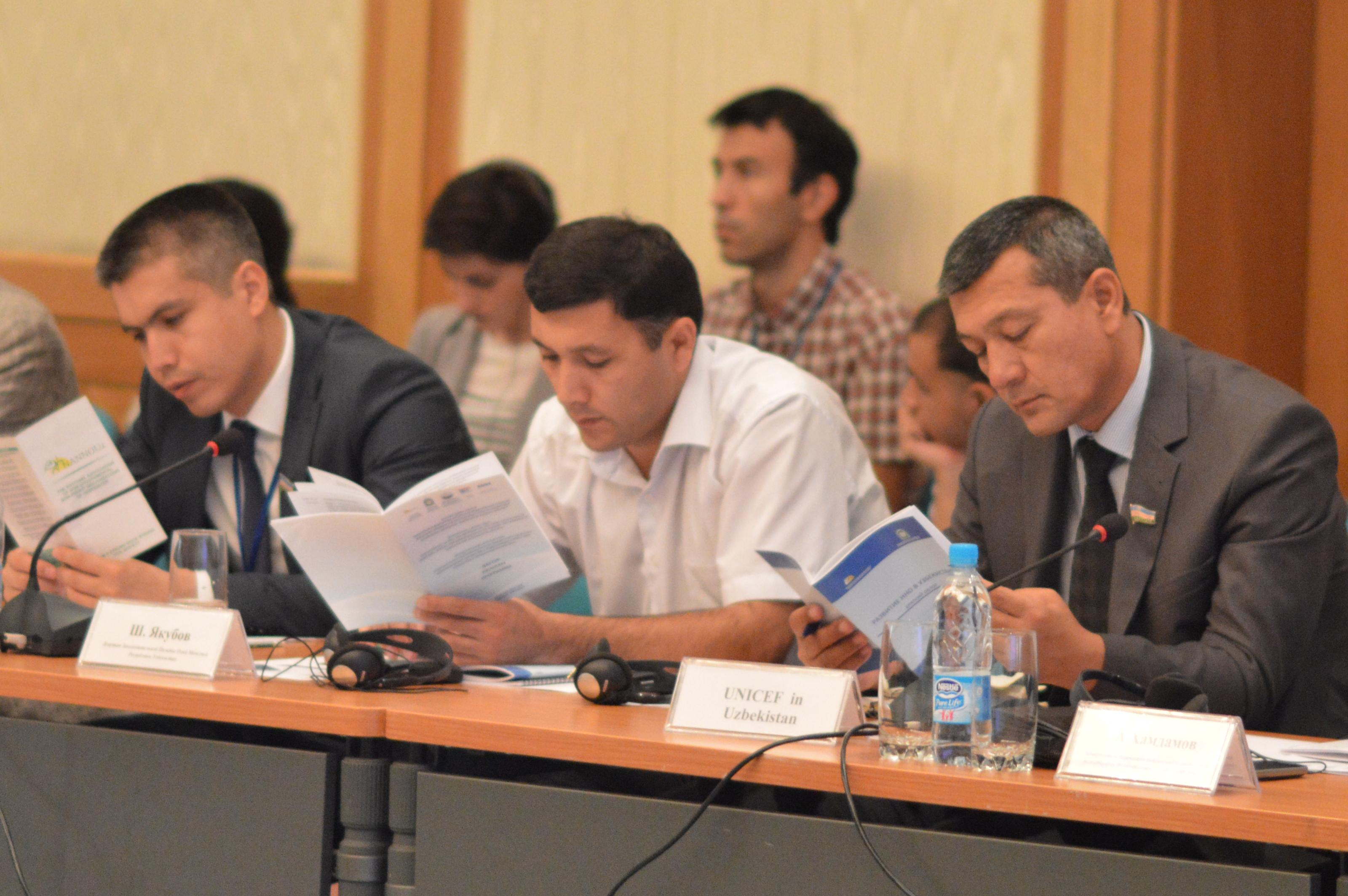 Uzbekistan's experience and international best practices in the sphere of civil society development discussed in Tashkent