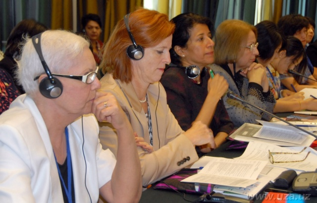 STUDIED AND SPREAD: UZBEKISTAN'S EXPERTISE IN WOMEN'S ROLE IN CIVIL SOCIETY FORMATION, PUBLIC ADMINISTRATION